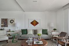 Apartamento em Campos, Rio de Janeiro. Projeto da arquiteta Babi Teixeira.