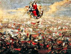 our lady of the rosary lepanto - Google Search