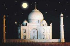 Taj Mahal Agra India . Visit best locations in india http://tours.rainrays.com/tour_enquiry.php