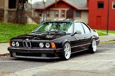 BMW E24 ///M6