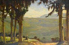 Walter Gilbert Wiles - Artist