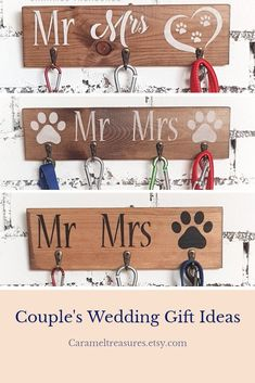Wedding season is here at least I want to think that! If you do struggle with gift idea for a lovely couple why not choose one of our rustic signs? They are perfect hallway organisers. First Home Gifts, New Home Gifts, Wedding Gifts For Couples, Personalized Wedding Gifts, Wedding Ideas, Gifts For Dog Owners, Dog Gifts, Distressing Painted Wood, Rustic Signs