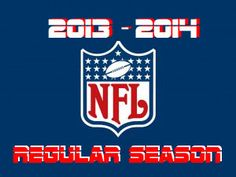 Watch 2013 NFL Regular Season Online