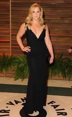 Side-By-Side Photo Proves Amy Schumer Is Basically A Goddess Famous Women, Real Women, Beautiful Celebrities, Gorgeous Women, Angie Everhart, Amy Schumer, Vogue Us, Celebrity Crush, Role Models