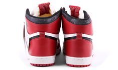 Paddle8: Air Jordan 1 (Red, Black, and White) - Nike x Jordan