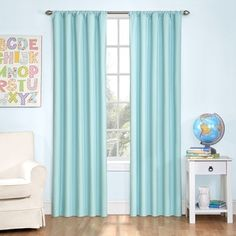 Shop for Kids Microfiber Blackout Curtain Panel. Free Shipping on orders over $45 at Overstock.com - Your Online Home Decor Outlet Store! Get 5% in rewards with Club O!