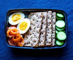 5 Simple Snack Boxes for Busy People - Nordic