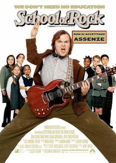 School of Rock (2003) Full Movie Streaming HD