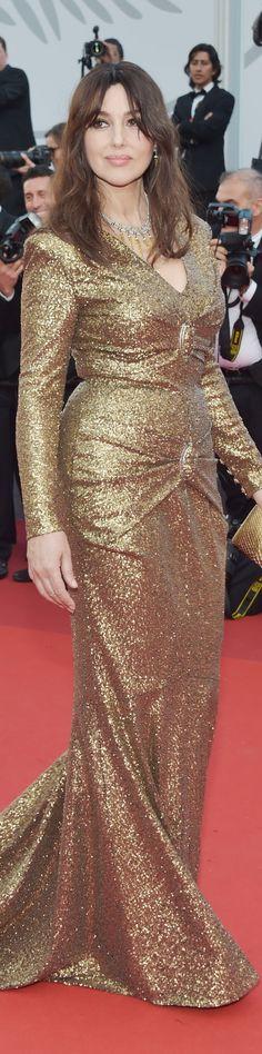 Monica Bellucci  in Chanel Cannes Film Festival 2017