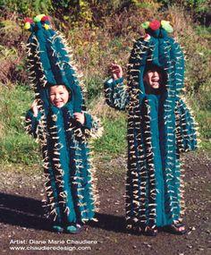 Saguaro cactus costume (for Halloween) | Craft Ideas | Pinterest ...