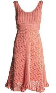 Crochet Designs Free: LOOK WHAT I FOUND GIRLS. CROCHET GORGEOUS DRESS WITH GRAPHIC