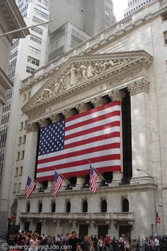 Wall Street - New York