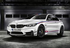 To celebrate works driver Marco Wittmann securing the DTM driver's title, BMW has launched a special M4 DTM Champion Edition.