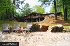 check out this cottage rental in haliburton ontario canada on