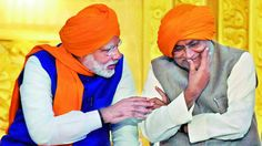 PM Narendra Modi and Nitish Kumar bond over liquor ban