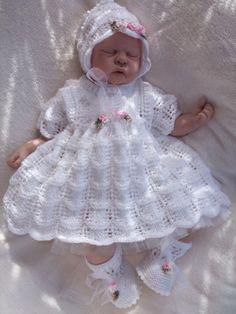 Knitting Pattern Ksb Moondance **G - Diy Crafts Knitting Dolls Clothes, Knitted Baby Clothes, Baby Doll Clothes, Crochet Doll Clothes, Doll Clothes Patterns, Baby Dolls, Barbie Clothes, Baby Cardigan Knitting Pattern Free, Baby Hats Knitting