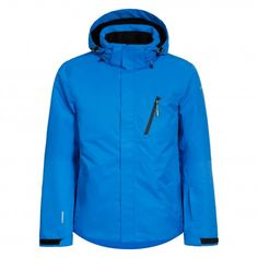 #Icepeak Kody #winterjas heren turquoise