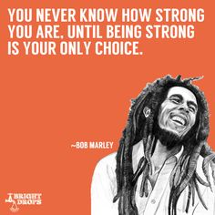 Bob Marley quotes about friends are superb and amazing. Bob Marley quotes strength is uncountable and people love to read his quotes. It Will Be Ok Quotes, Quotes To Live By, Me Quotes, Famous Quotes, Qoutes, Wisdom Quotes, Music Quotes, Happy Quotes, Quotations