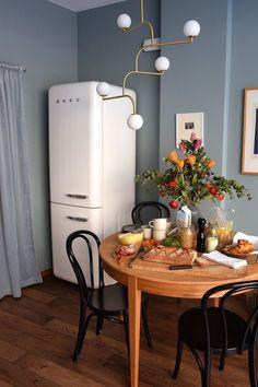 Interior Decorating, Interior Design, Dream Apartment, Dream Rooms, Cozy House, Kitchen Interior, Interior Inspiration, Home Kitchens, Sweet Home