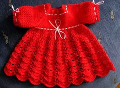 Handmade newborn crochet summer girls dress, Different sizes, pink baby girl dress, summer girl dress - made to order