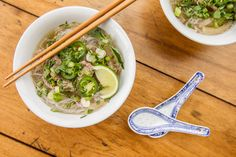 Recipes: Quick and Easy Pho (a.k.a. Midnight Phở Bò)