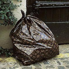 sacs poubelle de luxe