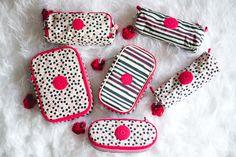 Estojos da Kipling Kipling Backpack, Kipling Bags, Backpack Purse, Unique Purses, Pencil Bags, Cute Bags, School Supplies, Girly Things, Bag Accessories
