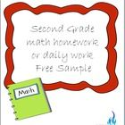 This original packet created by Minds on Fire, includes a week of math daily and or homework to review and practice math skills. This has been vett...