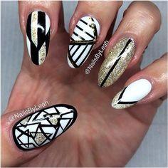 Instagram photo by nailsbyleah #nail #nails #nailart