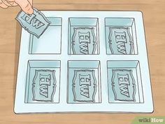 How to Make 'Melt and Pour' Soap. Melt and pour soap is the easiest method of making homemade soap. Because the soap base has already been made and prepared for you, you do not have to worry about working with lye, like you would with cold. Tea Tree Oil Soap, Soap Making Supplies, Soap Base, Home Made Soap, Gallery Wall, Homemade, Pictures, Make Soap, Easy Food Recipes