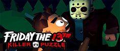 Friday the 13th Killer Puzzle v1.9 MOD APK – MEGA HİLELİ