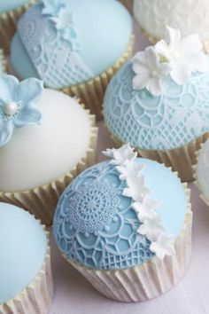 Wedding Cupcake Ideas [Slideshow]