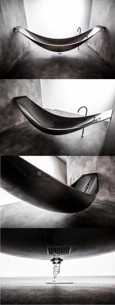Dat bath.