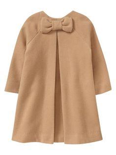 gap bow jacket