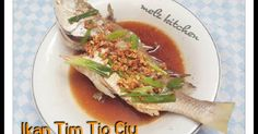 Resep Ikan Tim Tio Ciu oleh Melz Kitchen (Mellisa H) - Cookpad