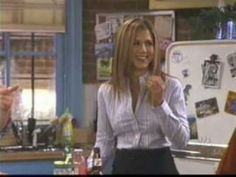 Friends Bloopers - some that didn't make the DVDs, including the infamous PIVOT scene