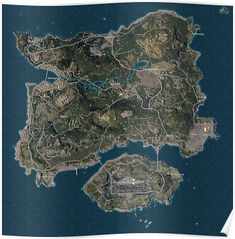 """This is the Map """"Erangel"""" from the Player Unknown's battlegrounds Snow Map, Wall Prints, Canvas Prints, Player Unknown, Map Wallpaper, Animal Wallpaper, Galaxy Wallpaper, Mobile Wallpaper, Play Hacks"""