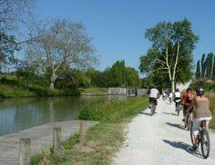 Bram, le Canal du Midi © OTIPLM