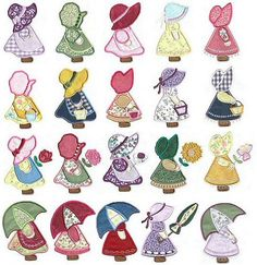 free machine embrodiery patterns | Free Download Embroidery Designs Machine Juju Spring - VanuAx.com