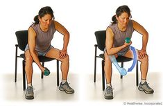 How to Prevent Tennis Elbow. Golf Exercises To Strengthen Your Back Tennis Elbow Exercises, Golf Exercises, Senior Fitness, Fitness Tips, Tennis Elbow Relief, K Tape, How To Play Tennis, Play Golf, Muscle Stretches