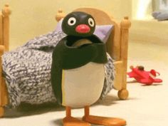 Pingu Pingu, Pingu Memes, Dark Drawings, Anime Wolf, Cute Disney Wallpaper, Cute Backgrounds, Meme Template, Aesthetic Movies, Kermit