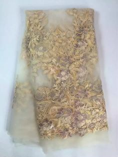 Find More Lace Information about YJW 1 2017 Hot 3d flower tulle lace floral fabric /French net lace for African wedding clothing 3d floriferous ,High Quality french net lace,China tulle lace Suppliers, Cheap net lace from Freer on Aliexpress.com