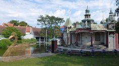 Hans Christian Andersen (H.C. Andersen) Museum in Odense, Denmark