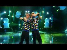 """""""To dråper vann"""" - Markus og Martinus"""