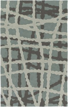 Mcglynn Moss/Light Gray Indoor/Outdoor Area Rug