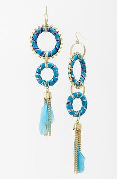 Leith Drop Earrings available at #Nordstrom
