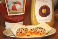 Hamburger Tortilla Sliders | Tasty Kitchen: A Happy Recipe Community!