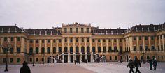 Schönbrunn, Vienna by Stouthandel