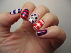 17 Mismatched Nails Designs