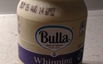 Bulla Whipping Thickened Cream Review